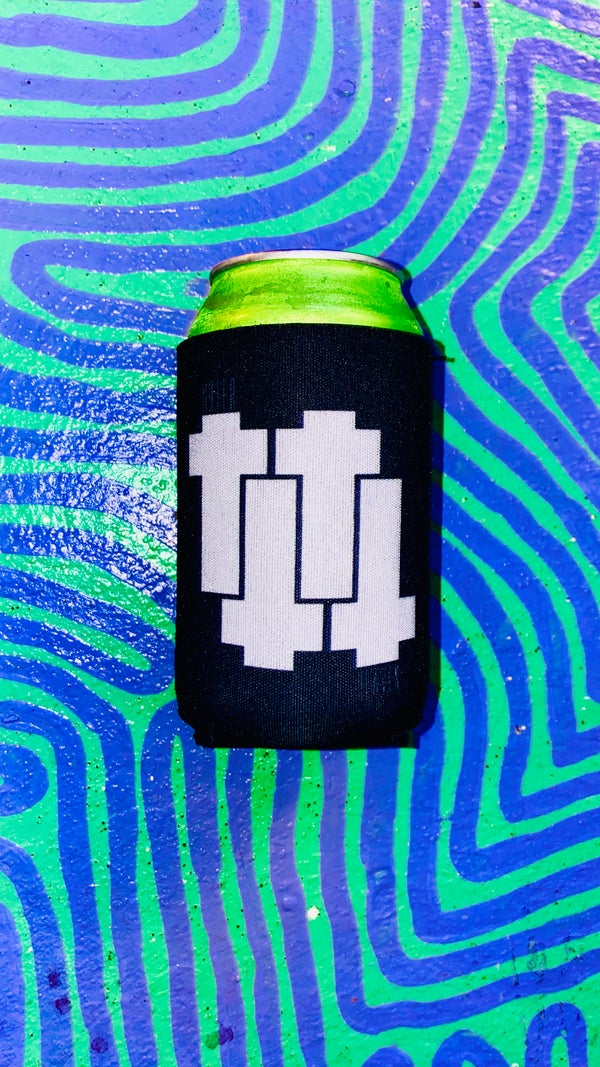 Image of Outer Heaven beer coozie