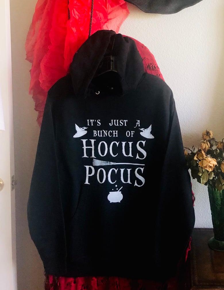 Image of Hocus Pocus Pullover Hoodie