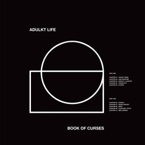 Image of Adulkt Life - Book Of Curses LP/Limited LP/CD