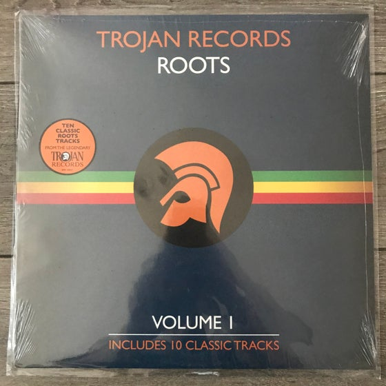 Image of Trojan Records - Roots Vinyl LP New