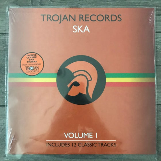 Image of Trojan Records - Ska Vinyl LP New