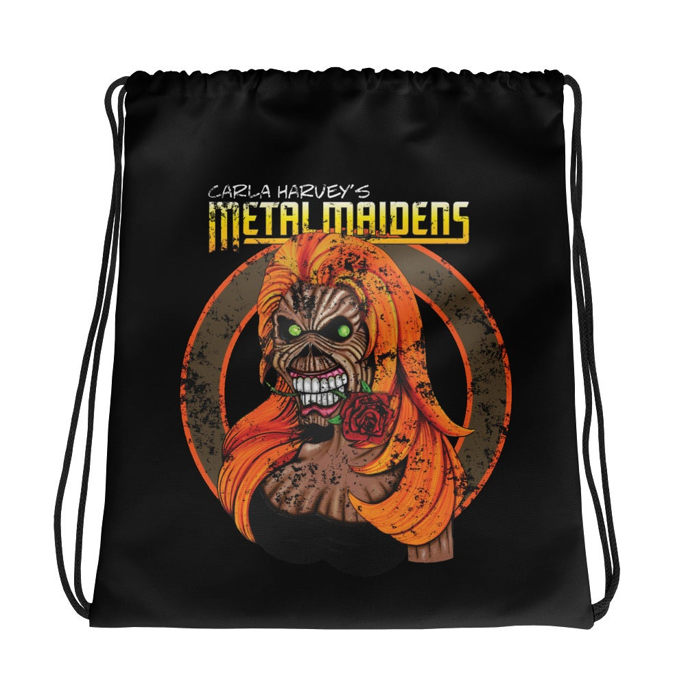 Image of Metal Maidens EDWINA Canvas Bag