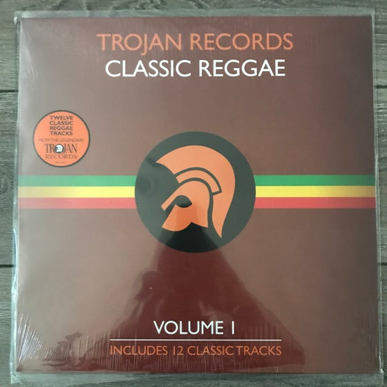 Image of Trojan Reggae - Classic Reggae Vinyl LP New