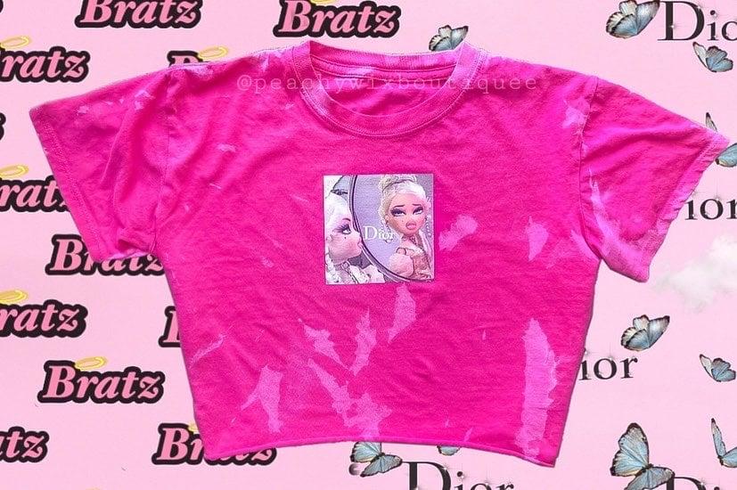 Image of Peachy Bratz x Dior