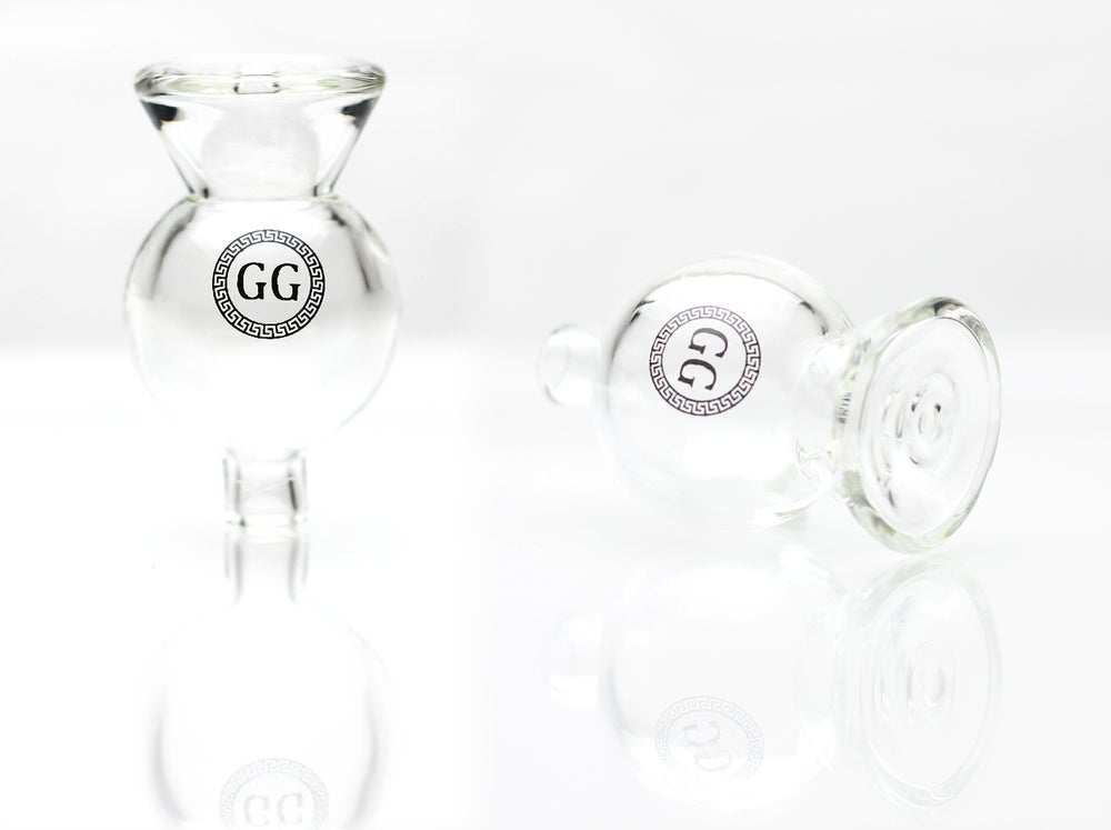 Image of GG Clear Bubble Cap