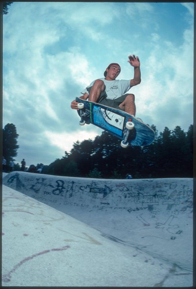 Randy Colvin, Vancouver BC 1991 by Tobin Yelland
