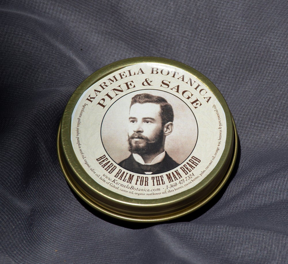 Image of Pine & Sage Beard Balm