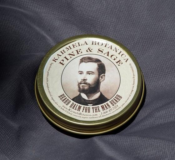 Image of Pine & Sage Beard Balm