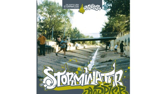 Image of HOSPICE CREW - STORMWATER 2020 WAX RE-PRESS