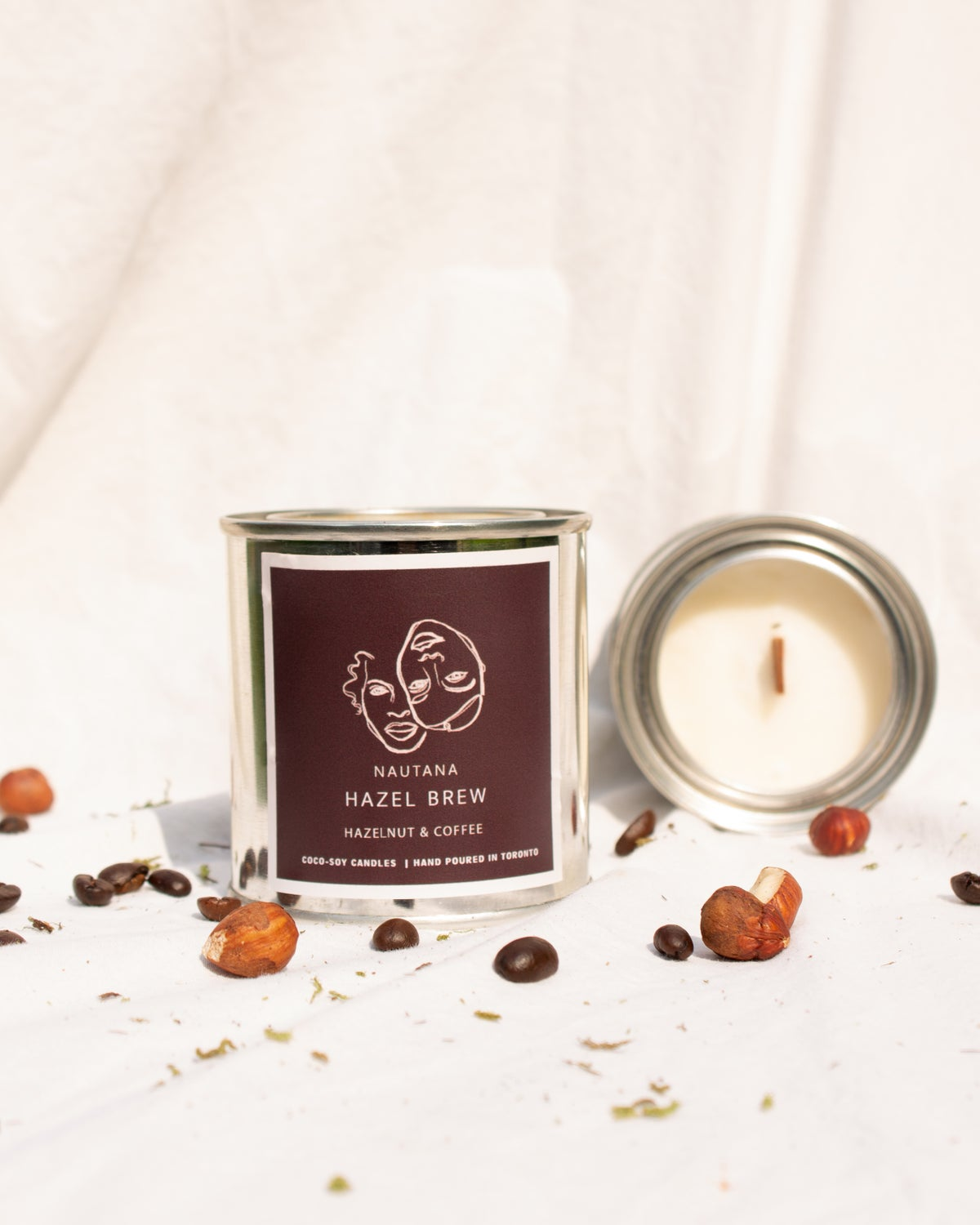 Image of Hazel Brew | FALL CANDLE