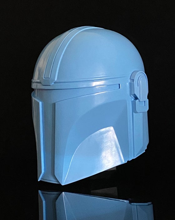Image of Mandalorian Helmet Kit