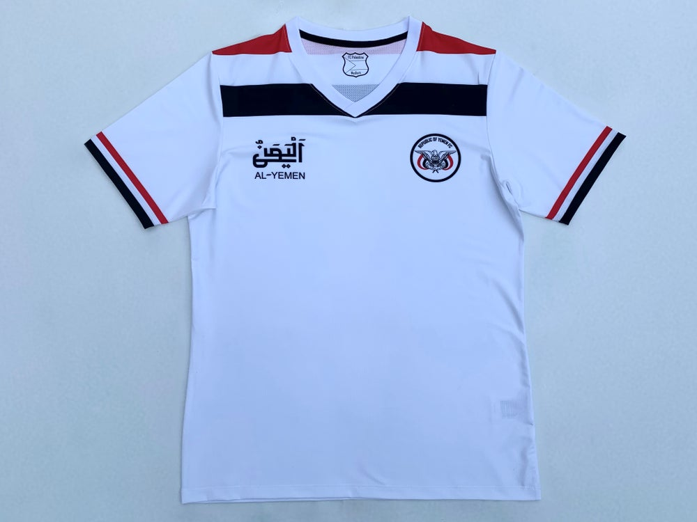 Image of Yemen Football Shirt