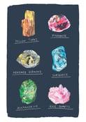 Image of Giclee Print - Random Rocks