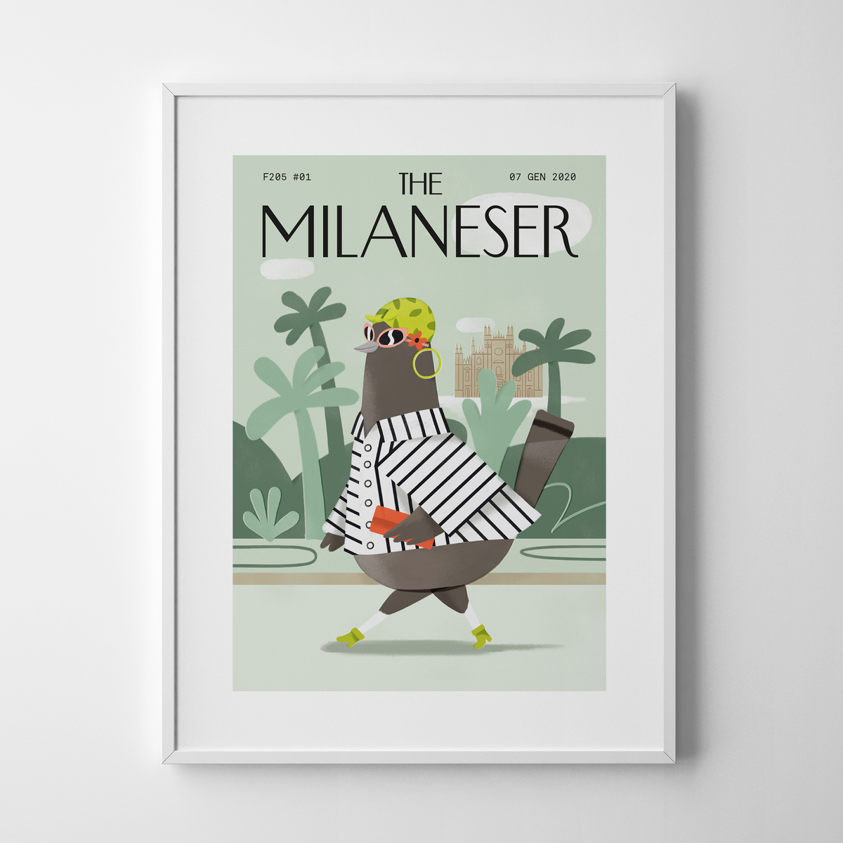 Image of The Milaneser #01