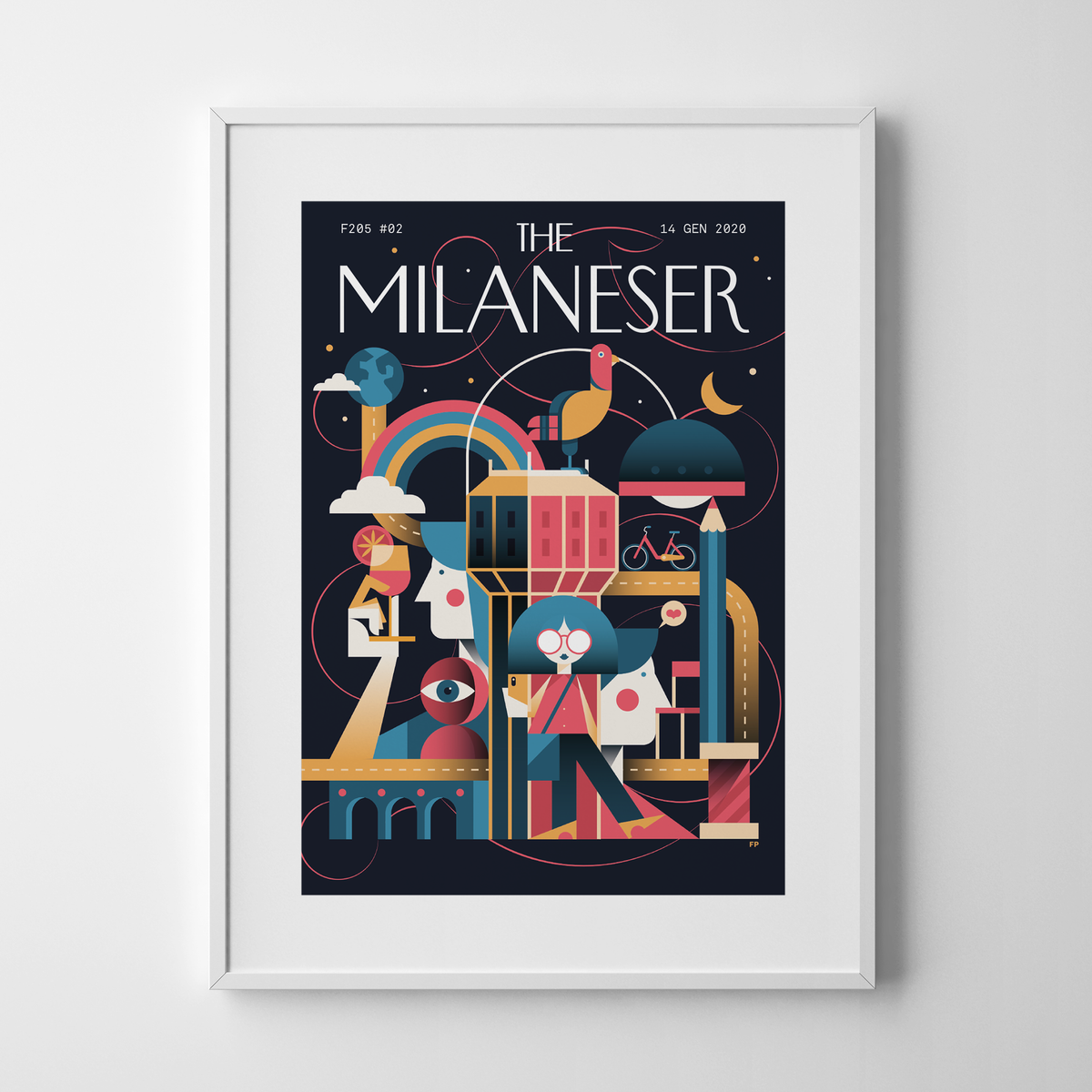 Image of The Milaneser #02