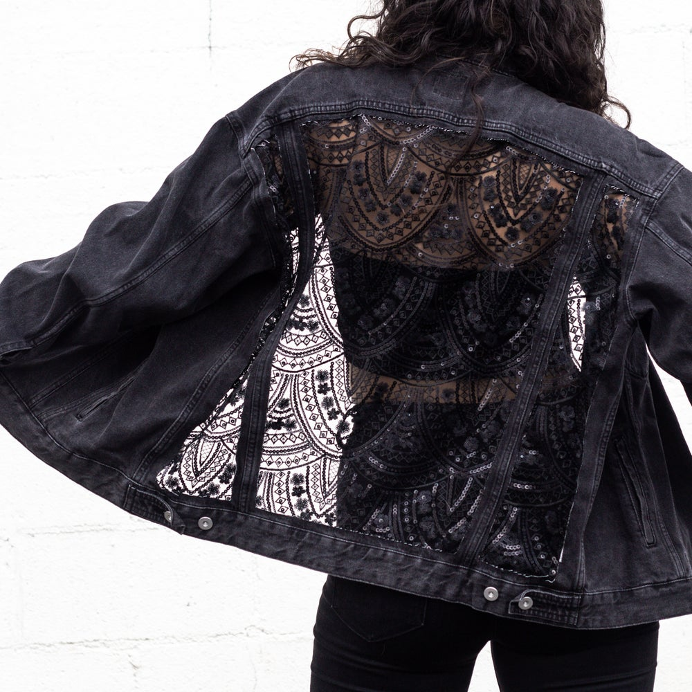 The Goth Gatsby Jacket