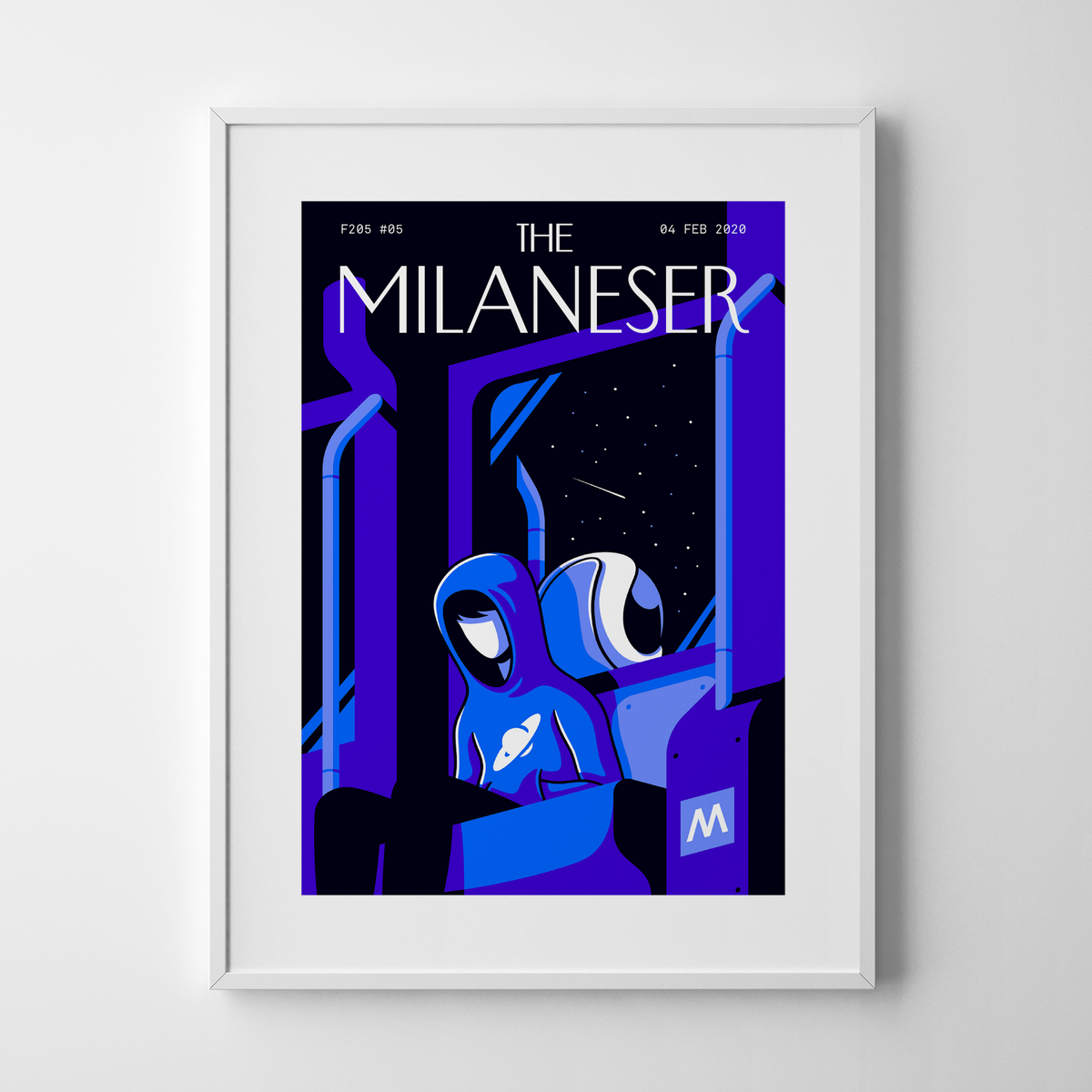 Image of The Milaneser #05