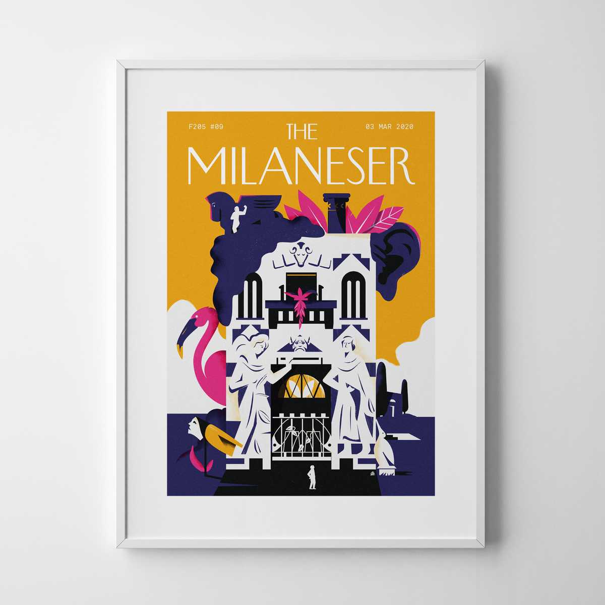Image of The Milaneser #09