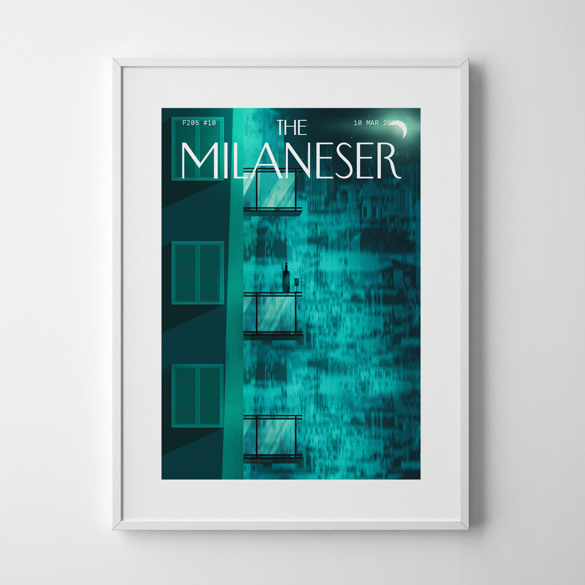 Image of The Milaneser #10