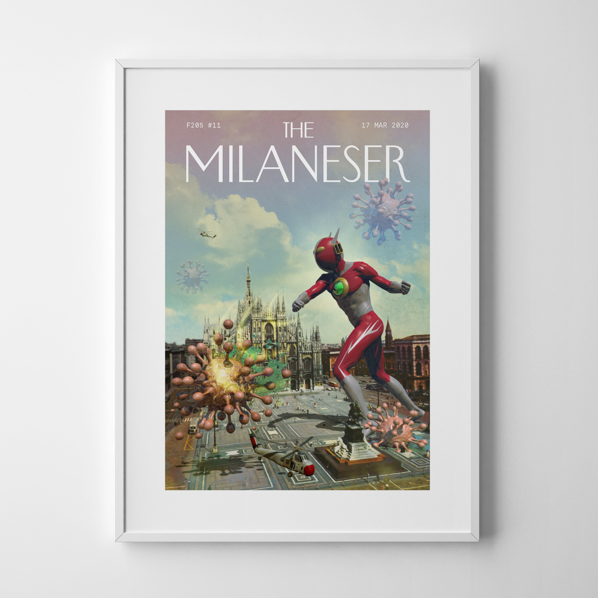 Image of The Milaneser #11