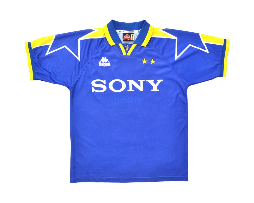 Image of 1996-97 Kappa Juventus Away Shirt L