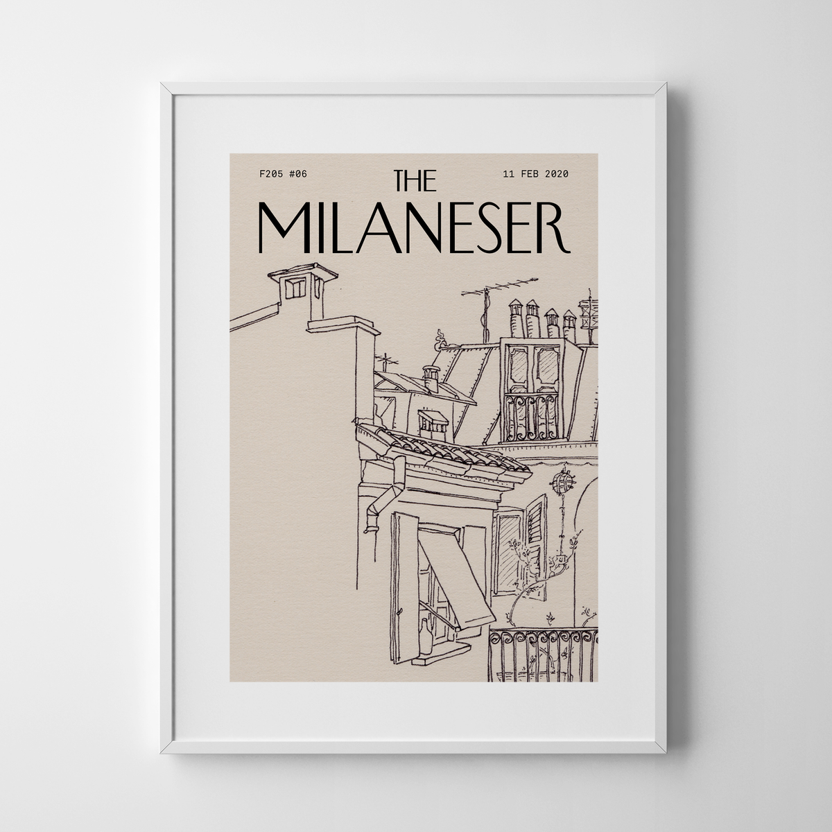 Image of The Milaneser #06