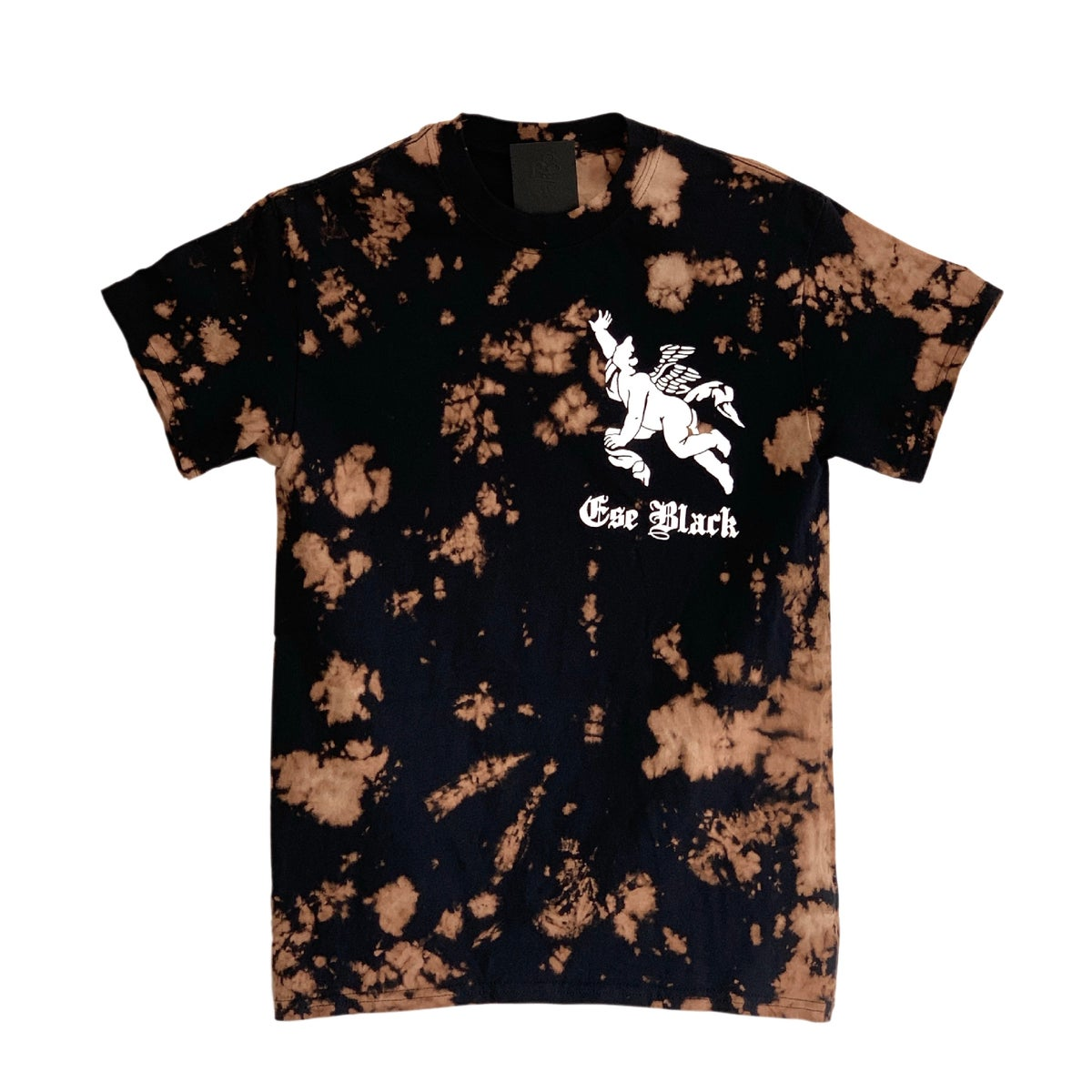 Image of Faith tie dye t-shirt