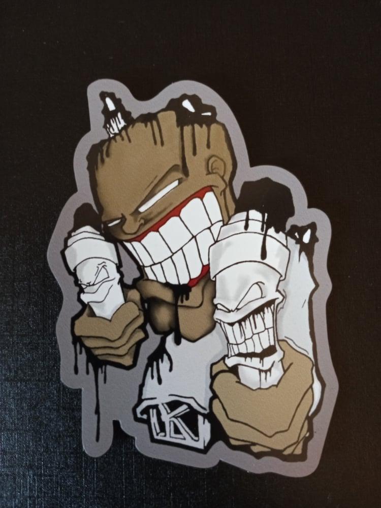 Image of Ink Addict Magnet