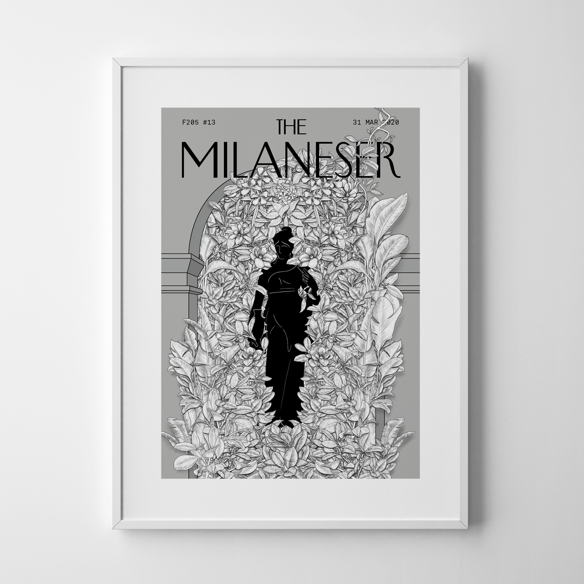 Image of The Milaneser #13