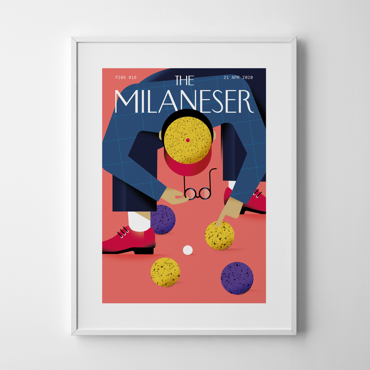 Image of The Milaneser #16