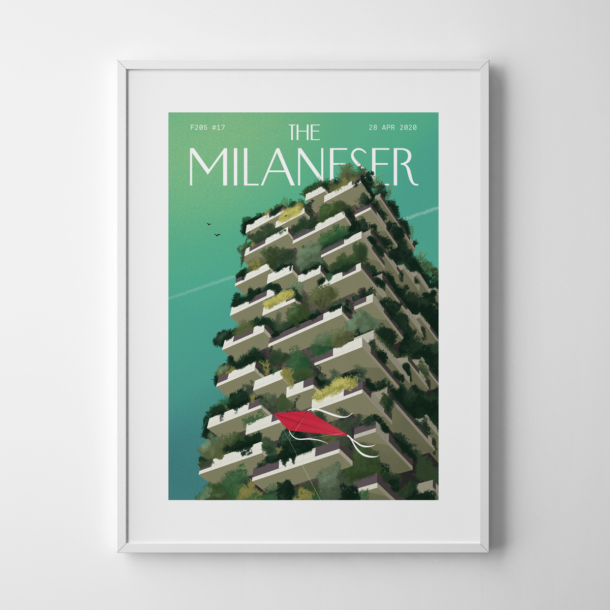 Image of The Milaneser #17