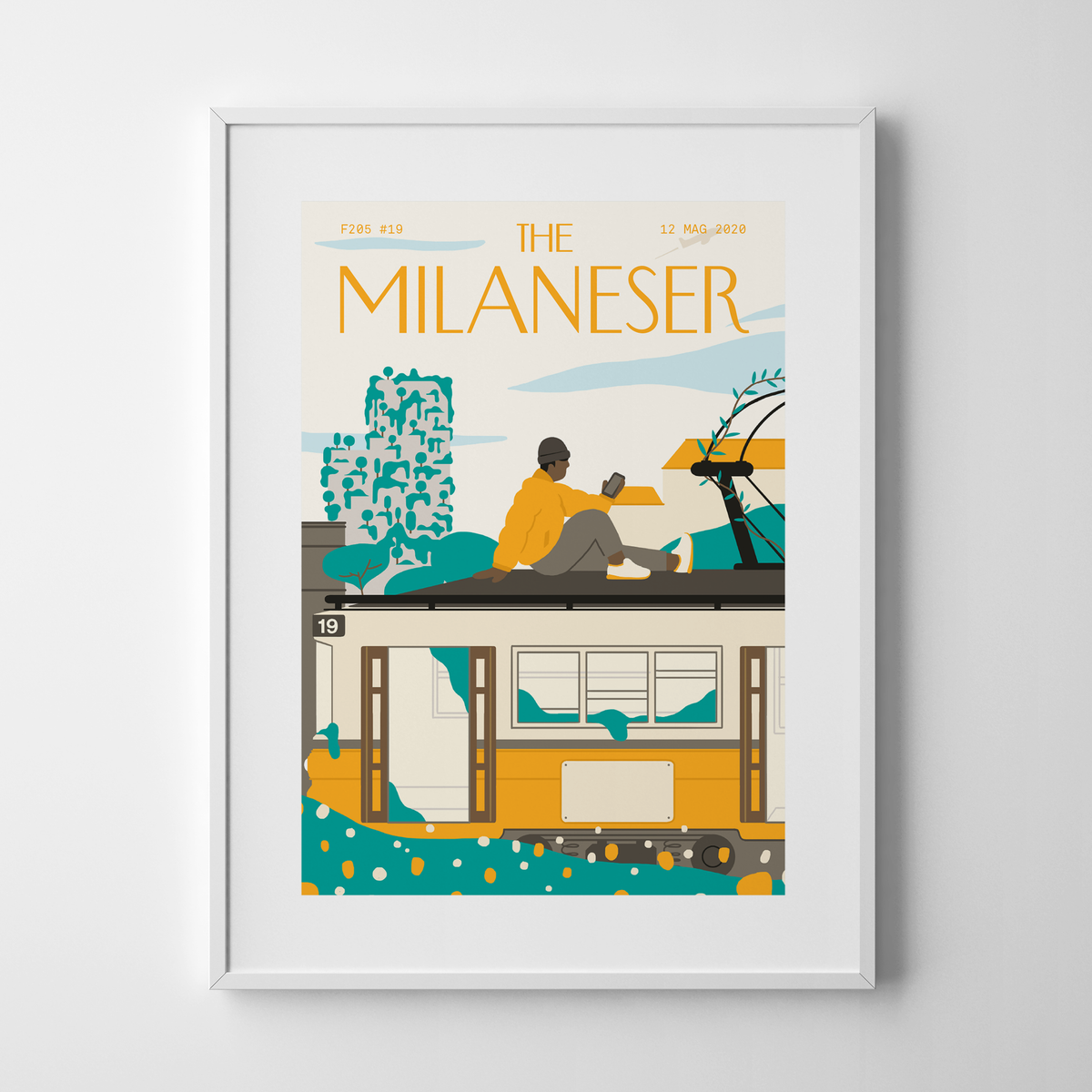 Image of The Milaneser #19