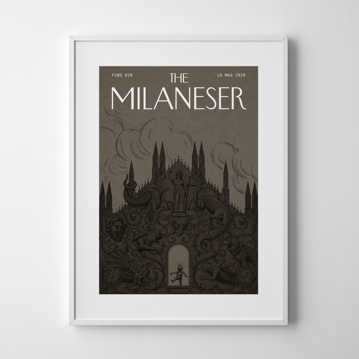 Image of The Milaneser #20