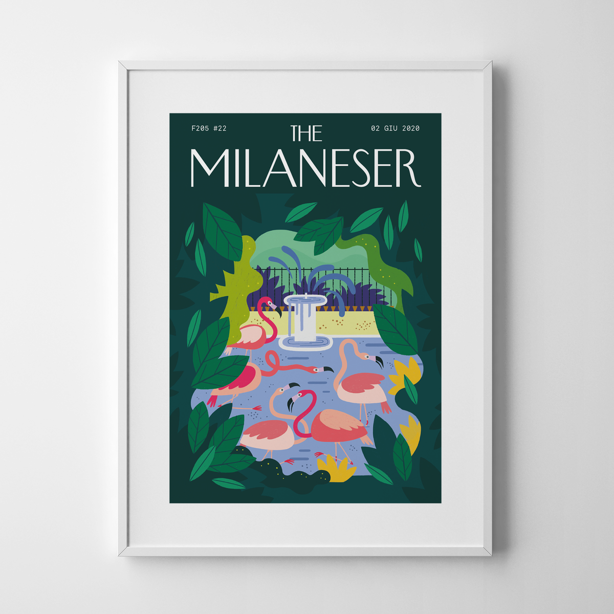 Image of The Milaneser #22