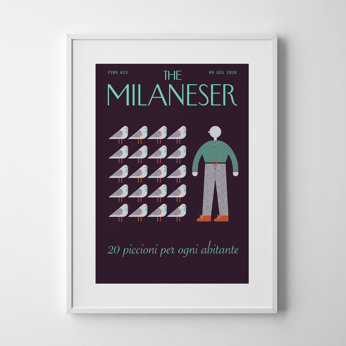 Image of The Milaneser #23