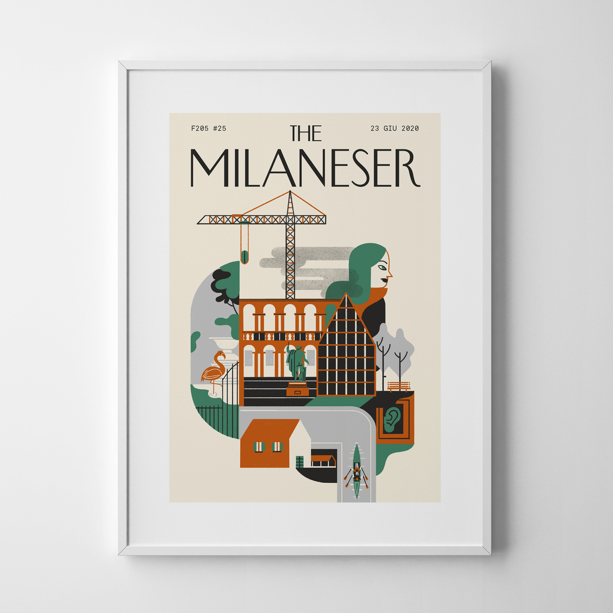Image of The Milaneser #25