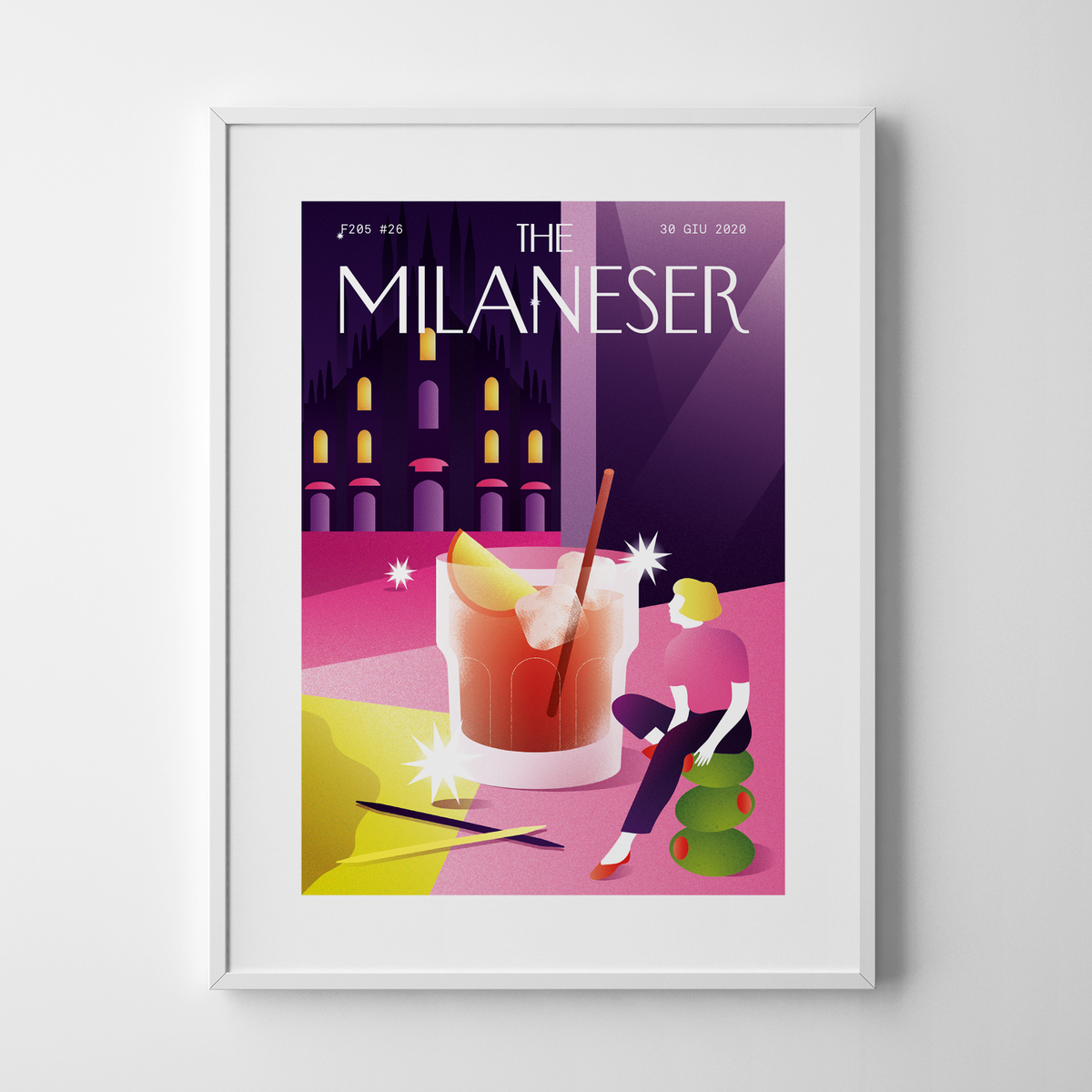 Image of The Milaneser #26