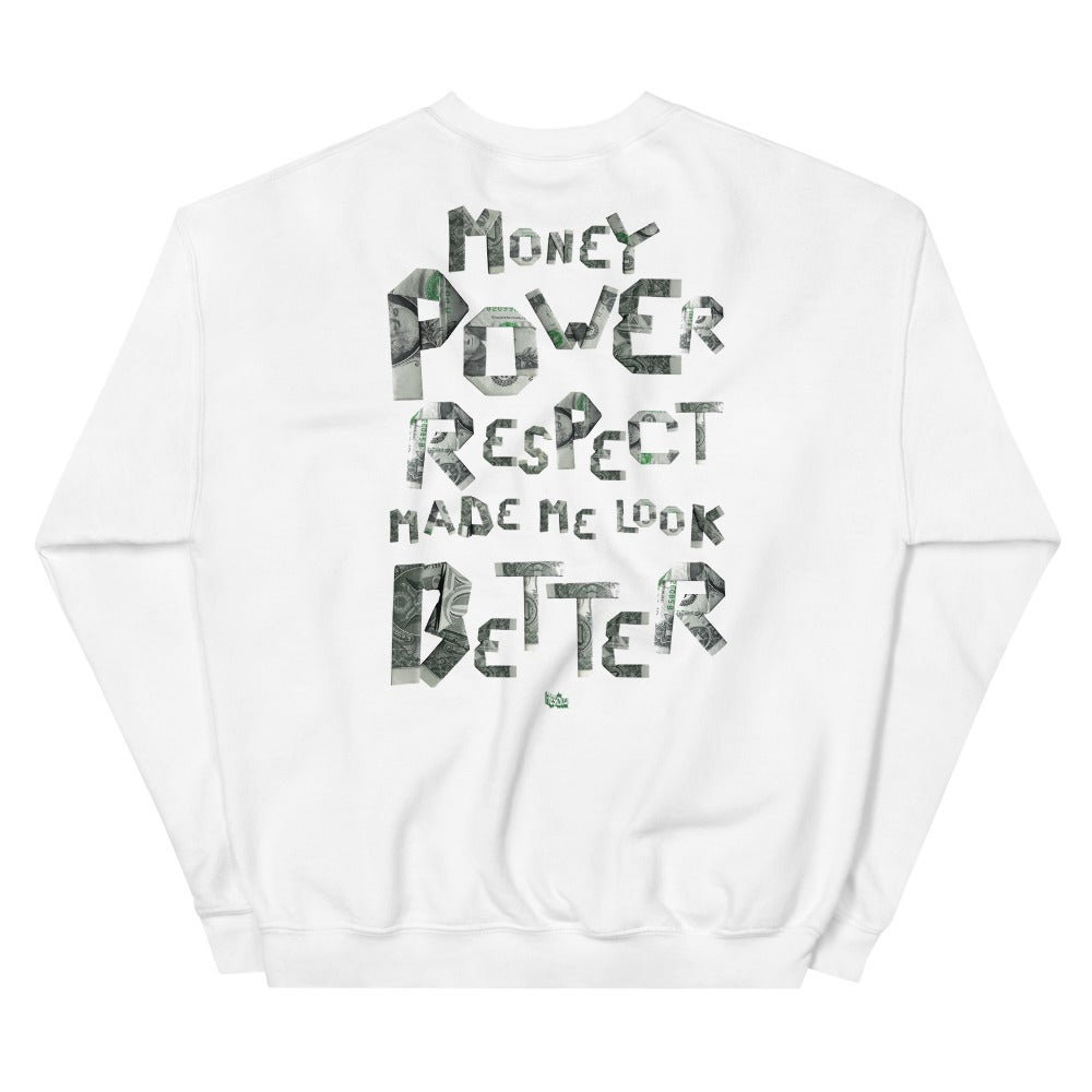 FRESHZILLA Self Made Boss Unisex Sweatshirt