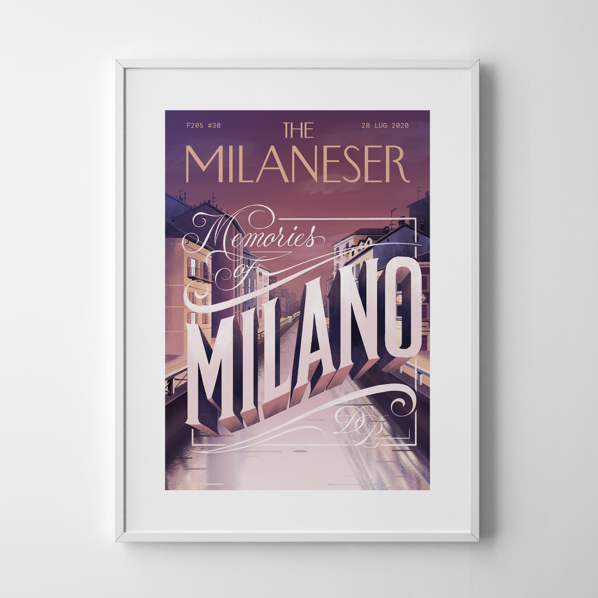 Image of The Milaneser #30