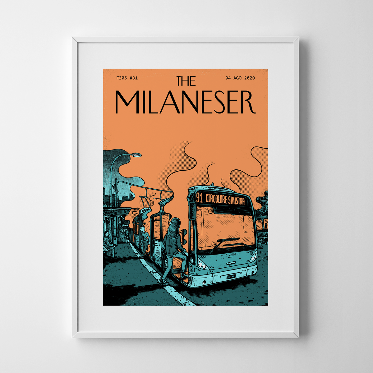 Image of The Milaneser #31