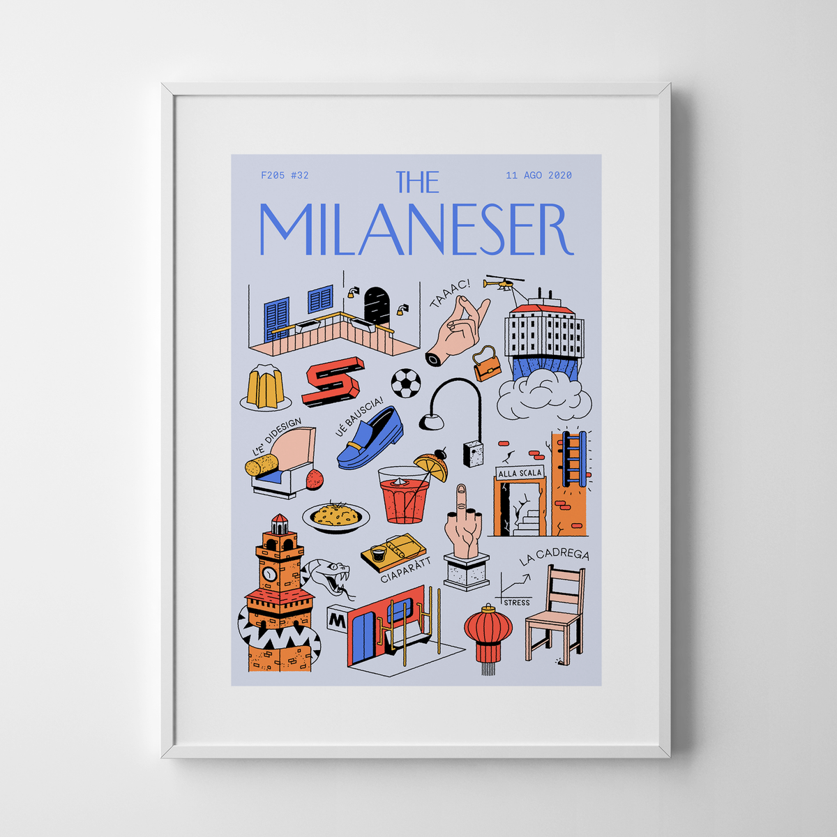Image of The Milaneser #32