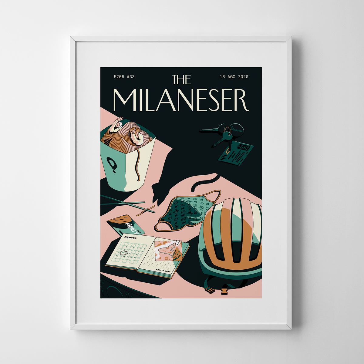 Image of The Milaneser #33