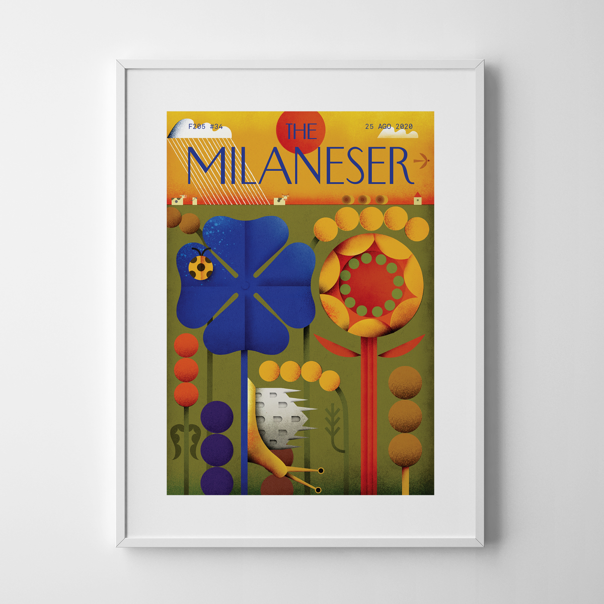 Image of The Milaneser #34