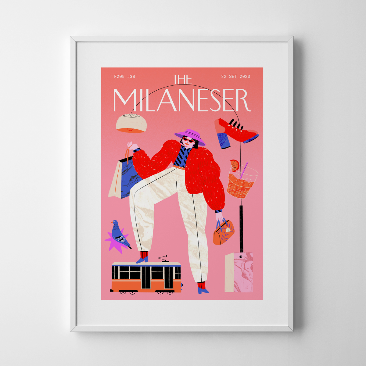Image of The Milaneser #38
