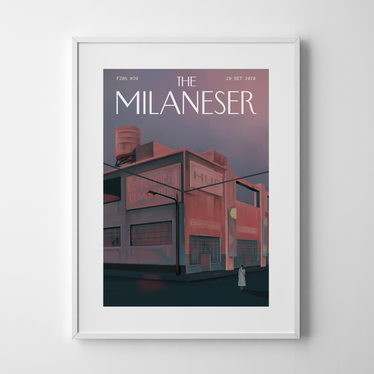 Image of The Milaneser #39