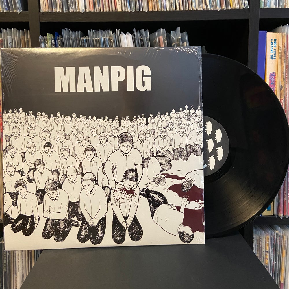 "MANPIG ""The Grand Negative"" LP"