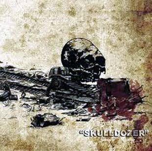 "BASTARD NOISE ""Skulldozer"" LP"