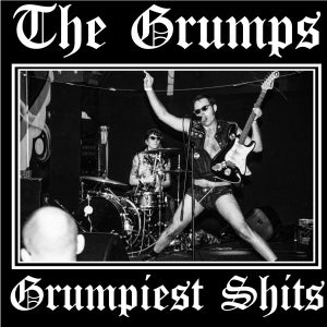 Image of LP. The Grumps : Grumpiest Shits.  Ltd Edition self release.