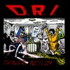 "D.R.I. ""Dealing With It!"" LP"