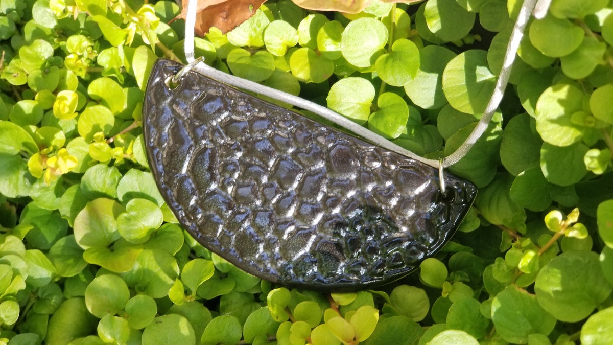 Dragon Scale Gorget